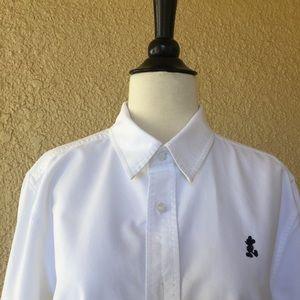 Disney Store White Long Sleeves Shirt Size M